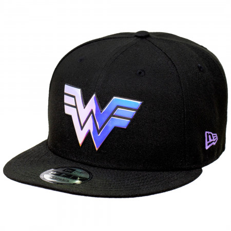 Wonder Woman 1984 Movie Denim 9Fifty Adjustable New Era Hat