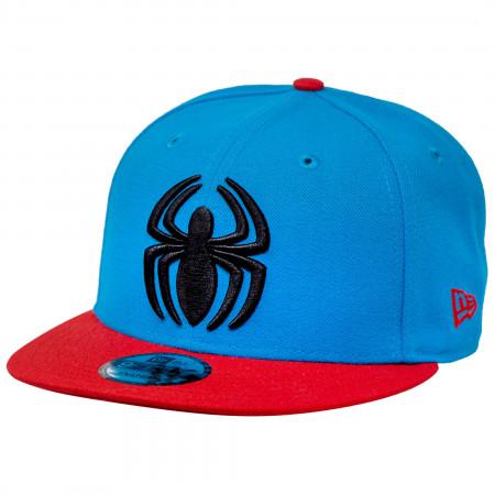 Spider-Man Scarlet Spider New Era 9Fifty Adjustable Hat