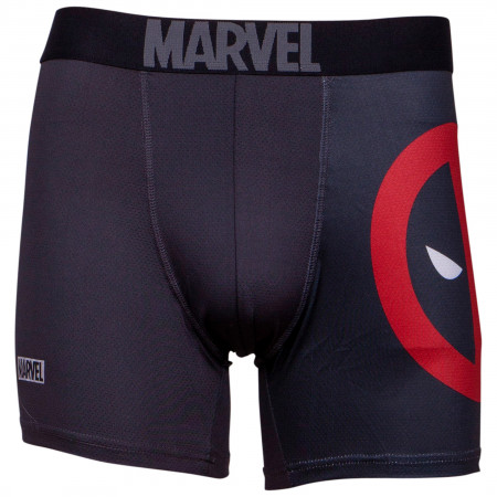 Deadpool Performance Mesh Boxer Briefs 3-Pair Pack