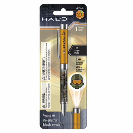 Halo Projector Pen