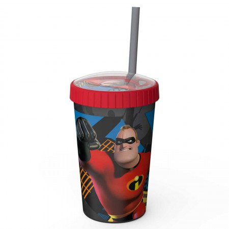Disney Incredibles 2 Mr. Incredible 16oz Travel Cup
