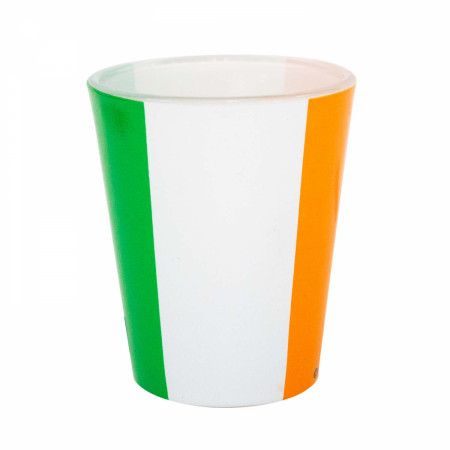 Irish Flag Novelty Shot Glass