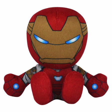 Iron Man 8 Inch Kuricha Plush Doll