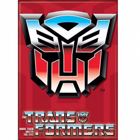 The Transformers Autobots Logo Magnet