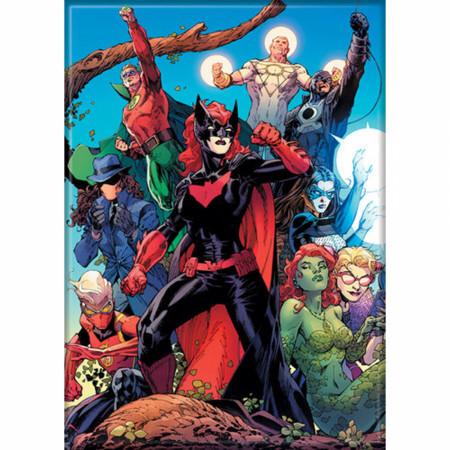 DC Comics Batwoman DC Pride Anthology Magnet