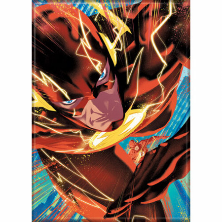 DC Comics The Flash Speed Force Magnet