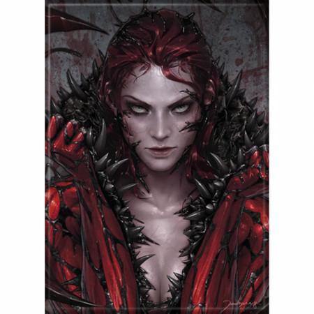 Marvel Comics Venom #19 Mary Jane Carnage Take Over Comic Cover Magnet