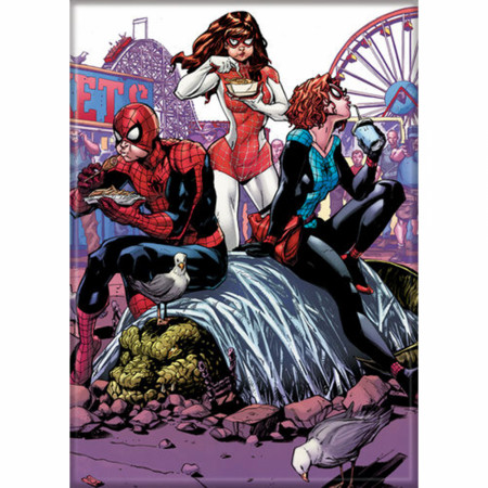 Marvel Comics Amazing Spider-Man Renew Your Vows (2016) #14 Magnet