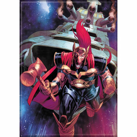 Marvel Comics Earth-616 Thor Beta Ray Bill Character Magnet