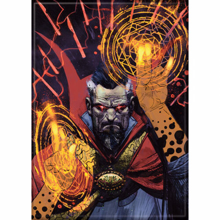 Marvel Comics Doctor Strange Character Magnet