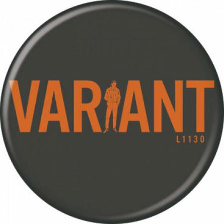 Marvel Studios Loki Series Variant L1130 Button