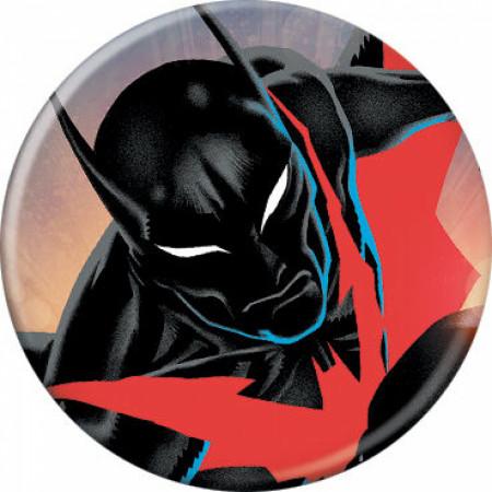 DC Comics Batman Beyond Character Portrait Button