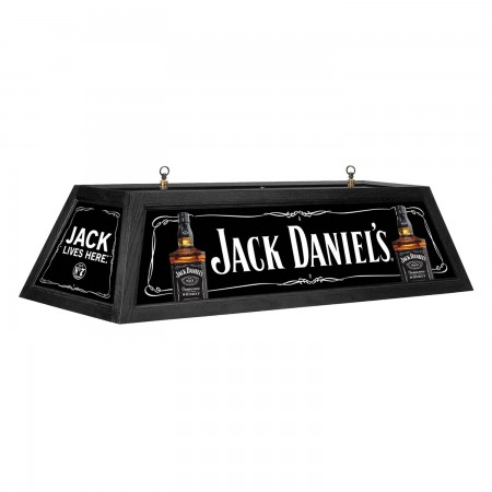 Jack Daniel's Billiard Lamp