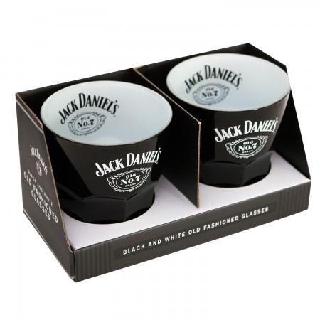 Jack Daniels Old Fashion Glass Set