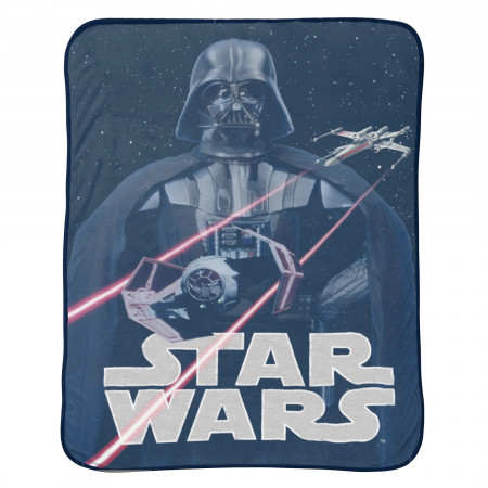 Star Wars Darth Vader Blanket