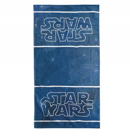 Star Wars Logo Hand Towel