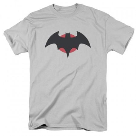 Batman Thomas Wayne Logo Tshirt
