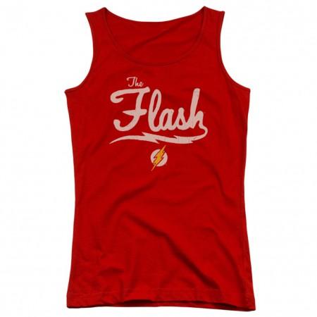 The Flash Old School Women's Tank Top