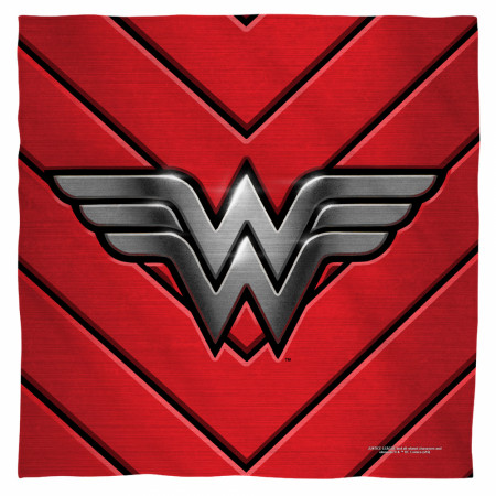 Wonder Woman Logo Bandana