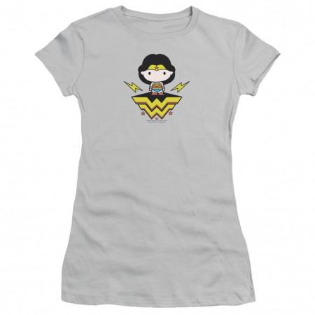 Wonder Woman Chibi Women's Tshirt