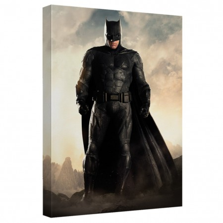 Justice League Batman 16x20 Canvas Print