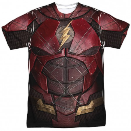 The Flash Justice League Costume T-Shirt