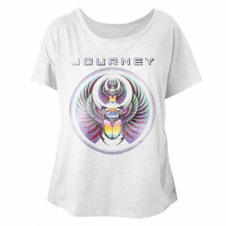 Journey Scarab Women's Dolman Tshirt