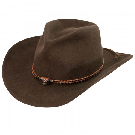 Jack Daniels Wool Cowboy Hat