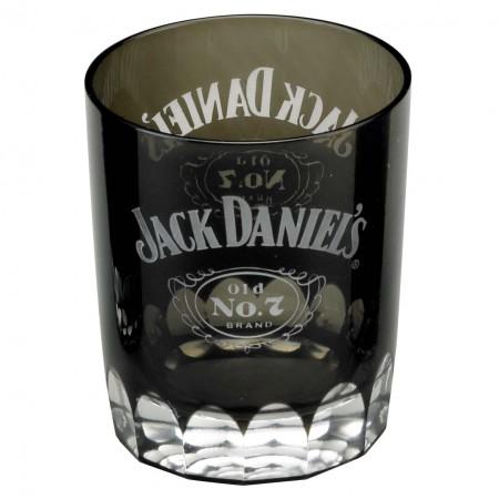 Jack Daniels Black Double Shot Glass