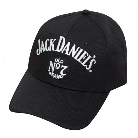 Jack Daniels Black Jack Lives Here Baseball Hat