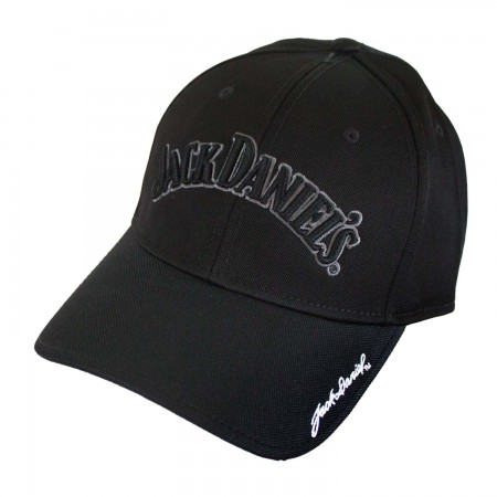 Jack Daniels Black On Black Hat