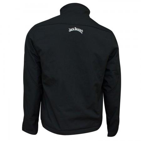 Jack Daniel's Softshell Men's Black Jacket