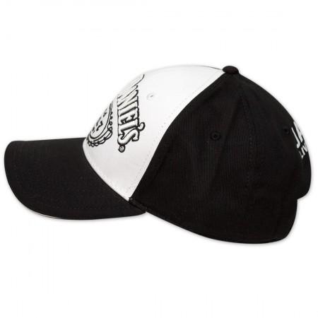 Jack Daniel's Black & White Hat