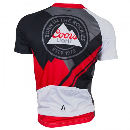 Coors Light Cycling Jersey