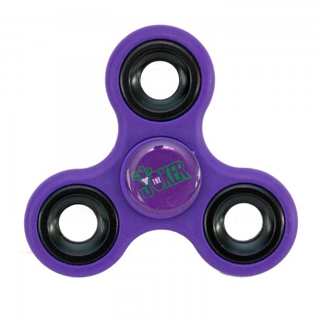 Joker Superhero Fidget Spinner