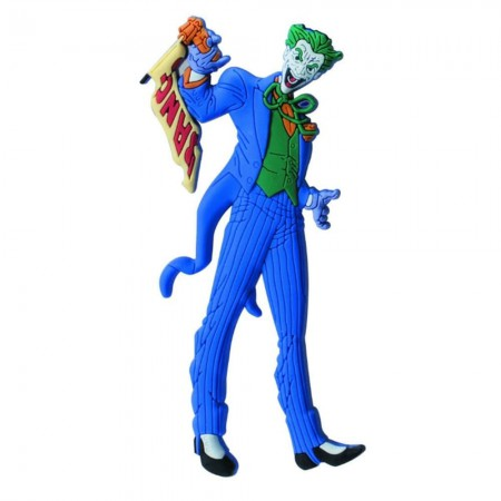 The Joker PVC Soft Touch Magnet