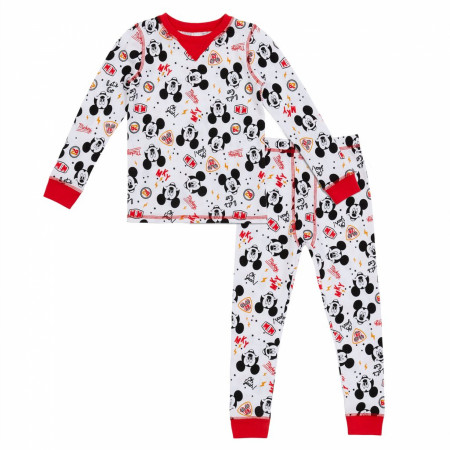 Disney Mickey Mouse Toddler 2-Piece Thermal