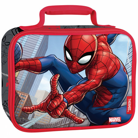 Spider-Man Thermos Insulated Lunch Box