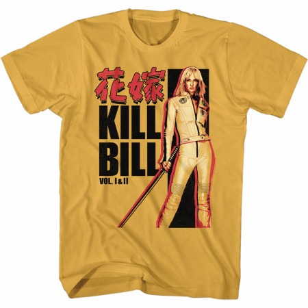 Kill Bill Poster T-Shirt