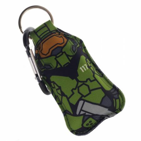 Halo Master Chief Neoprene Bottle Keychain