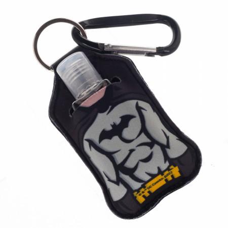 Batman DC Comics Character Neoprene Bottle Keychain