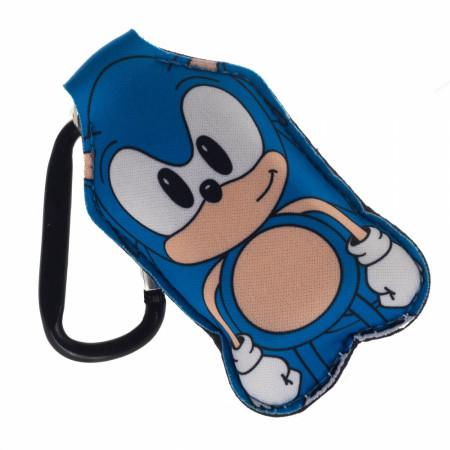 Sonic The Hedgehog Nintendo Character Neoprene Bottle Keychain