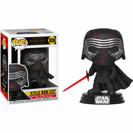 Kylo Ren - Star Wars: The Rise of Skywalker Pop!