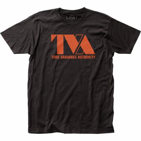 Marvel Studios Loki Series TVA Logo T-Shirt
