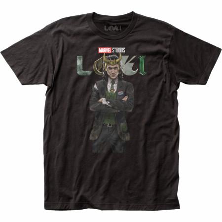 Marvel Studios Loki Series Vote For Me T-Shirt