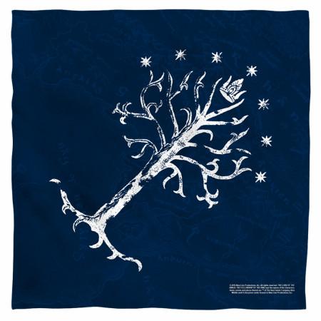 Lord of the Rings Tree of Gondor Bandana