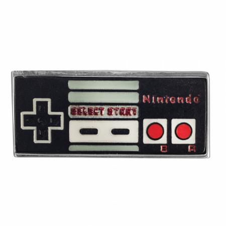 Classic Nintendo Controller Lapel Pin
