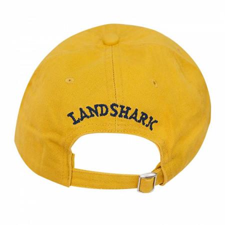 Landshark Adjustable Yellow Hat