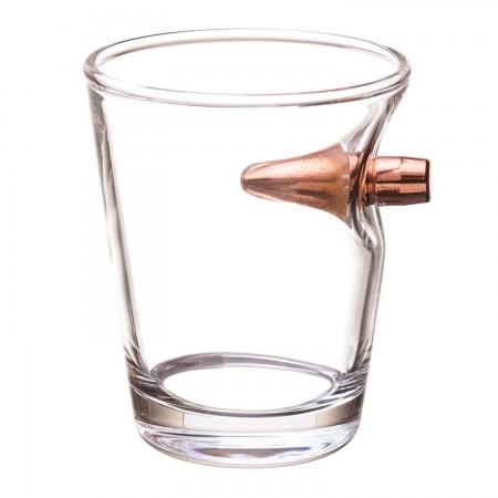 Bullet Proof .308 Shot Glass