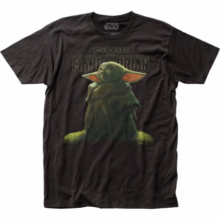 Star Wars The Mandalorian The Child Stargaze T-Shirt